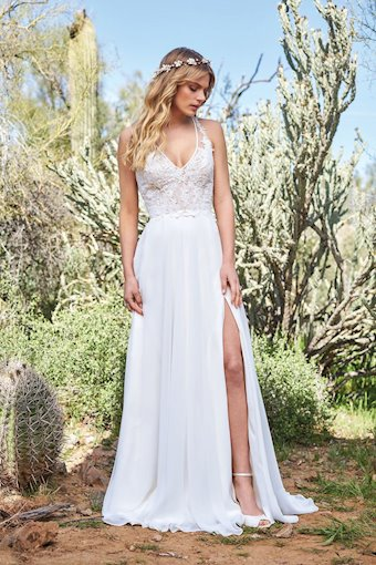 Lillian West Bridal #6515