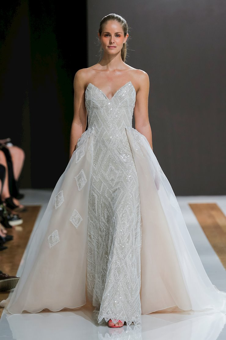Mark Zunino Bridal #Z6127
