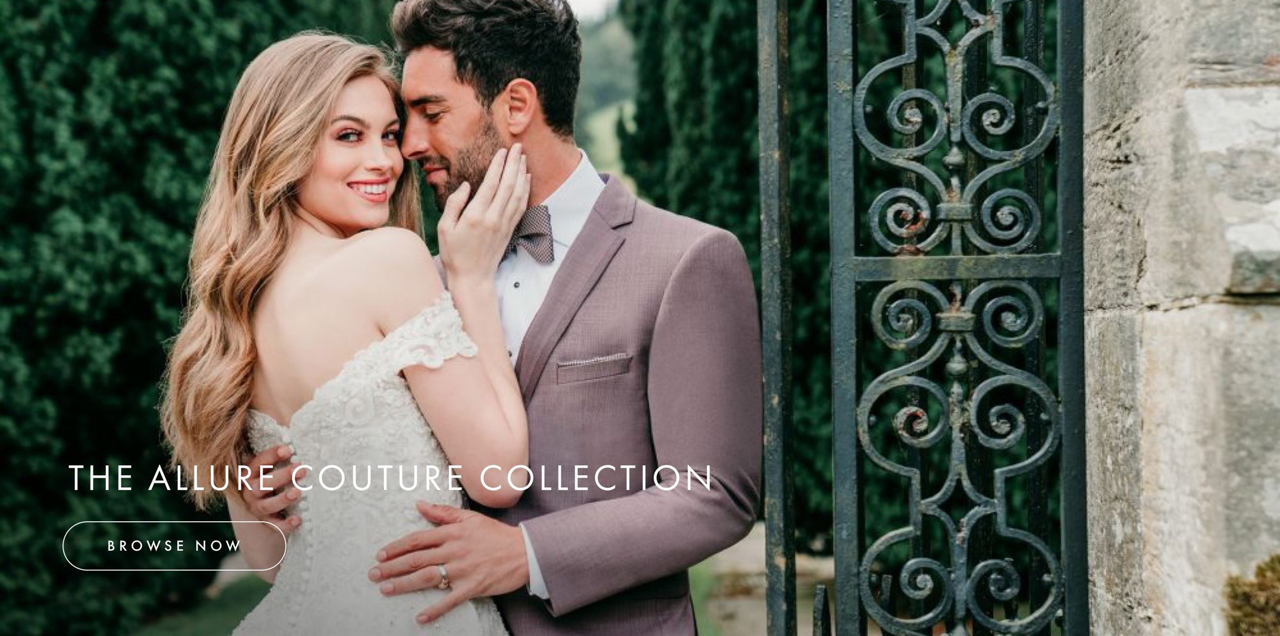 Allure Bridals Wedding Dresses at One Enchanted Evening in Pennsylvania