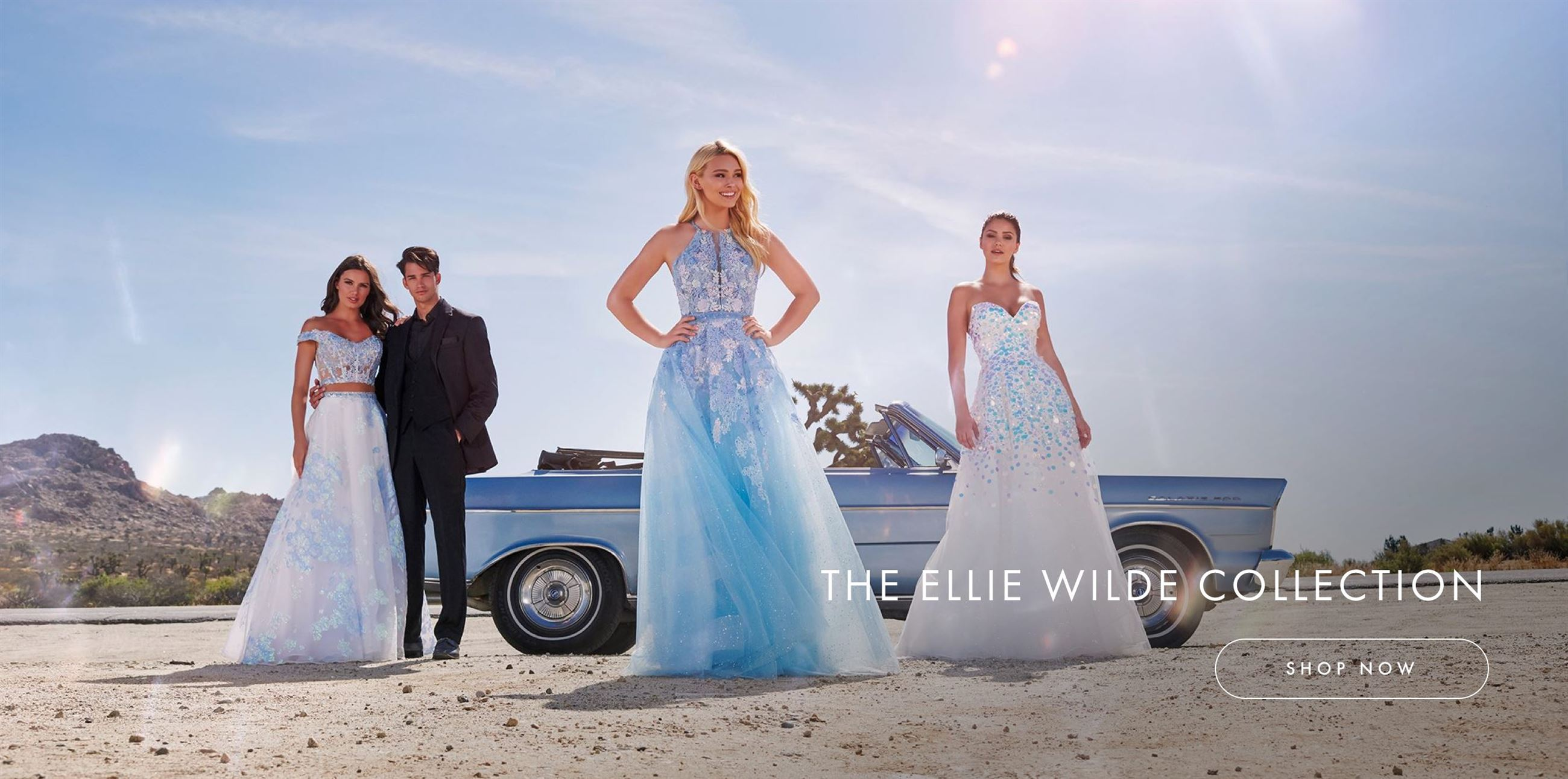 Ellie Wilde Prom Dresses at One Enchanted Evening in Pennsylvania
